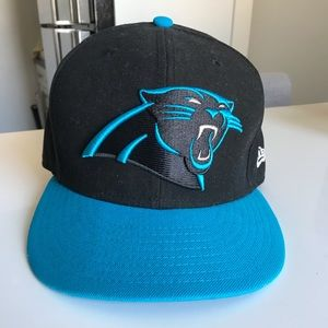 Carolina Panthers Fitted Hat
